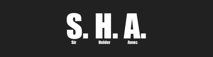 Blog Oficial de Sir Helder Amos