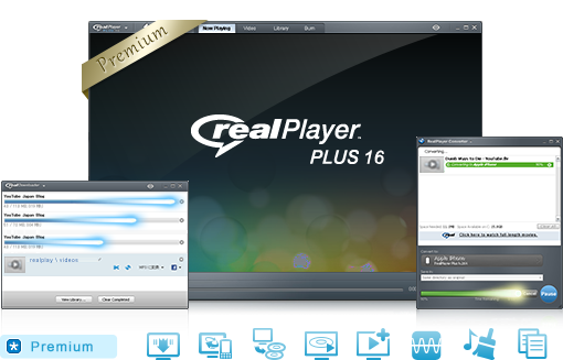 Real Player 16 Full Version [[Direct Links]]   Mechovate