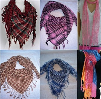 Scarf Designs  Scarf Designs 2013 Fashion Scarf Ideas