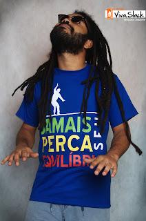 Graphic4 - Coleção Viva Slack - Slackline T-Shirts