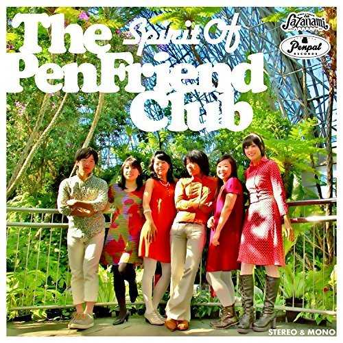 [MUSIC] The Pen Friend Club – Spirit Of The Pen Friend Club (2015.02.11/MP3/RAR)