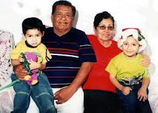 Familia Coveñas Rentería...