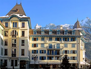 Grand Hotel des Alpes Chamonix