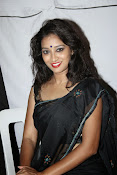 Actress Bhanu Hot photos in black-thumbnail-9