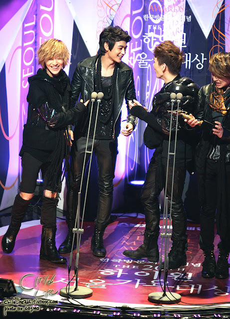 Shinee 20th Seoul Music Awards 2011