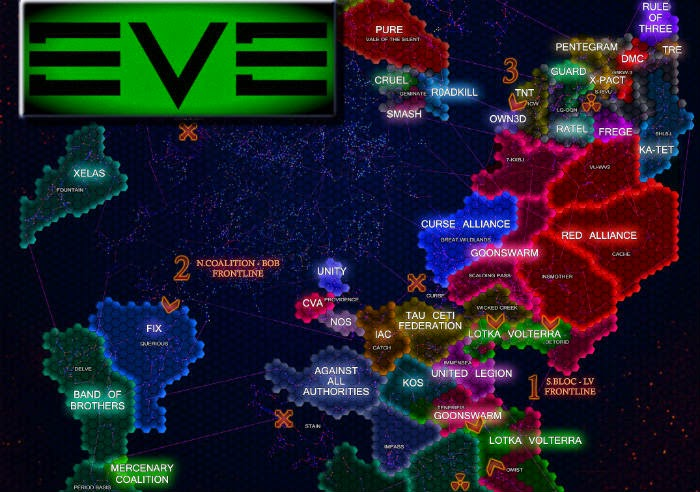 eve+online+map