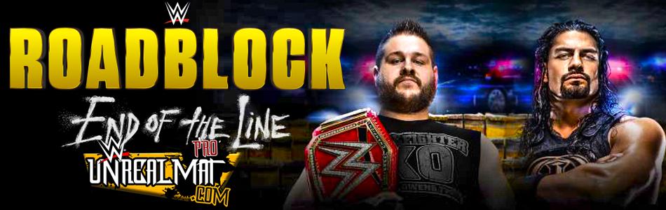 WWE Roadblock 2016 En Vivo Español | Noticias WWE, TNA, UFC | RAW | SmackDown | NXT | PPV