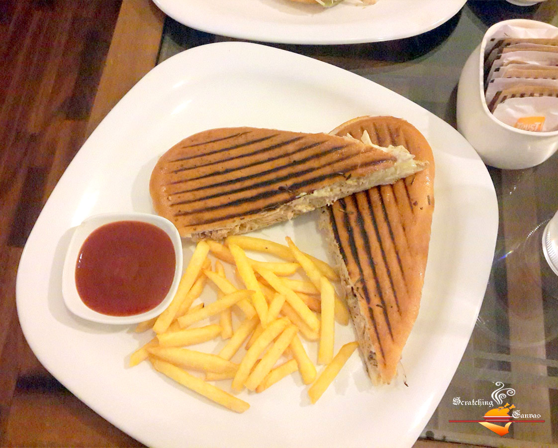 Restaurant Review | Habitats Cafe and Lounge