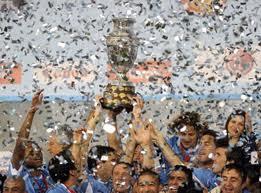 uruguay es campeon de 2011