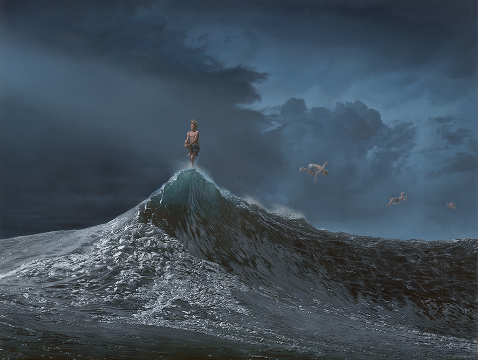 01-The-Precision-of-Luck-Joel-Rea-Paintings-of-People-and-Animals-in-Nature-www-designstack-co