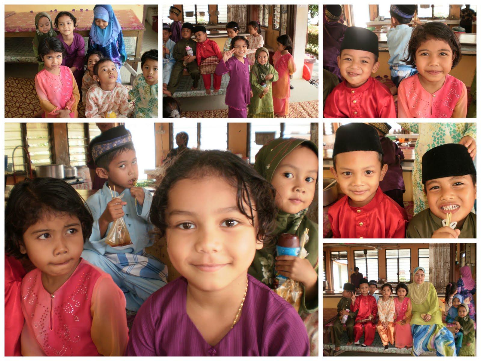 Prasekolah Seri Permata: Jamuan Hari Raya - 8 Sept 2011
