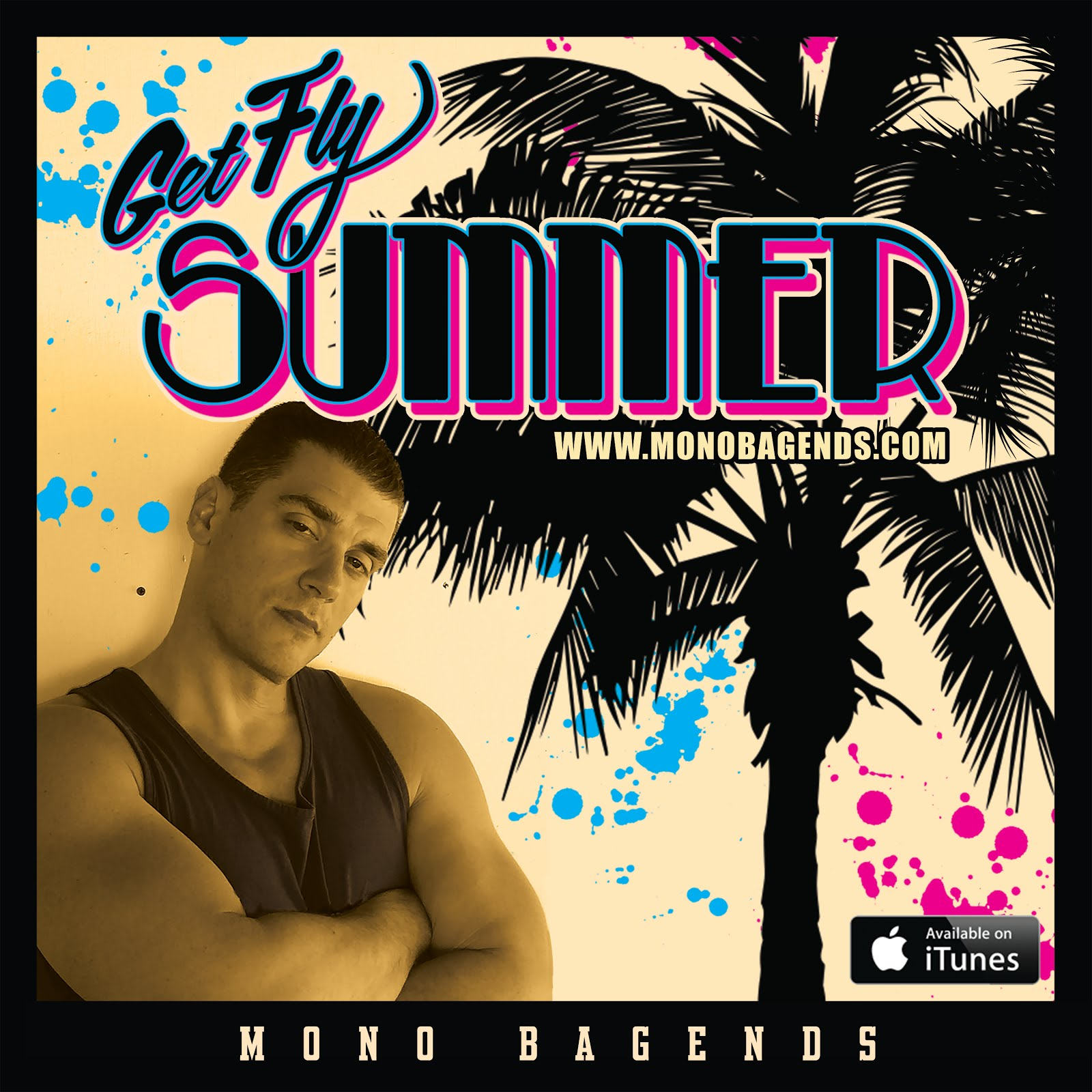 Purchase the GET FLY SUMMER EP on iTunes
