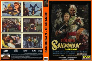 SANDOKAN - GRANDE - REMASTERIZADO