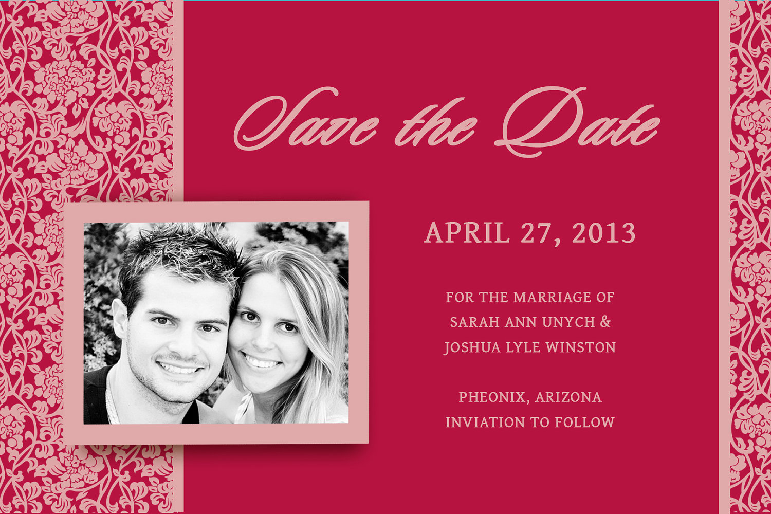Elegant and Beautiful Wedding Invitations for Free: Great Wedding ...