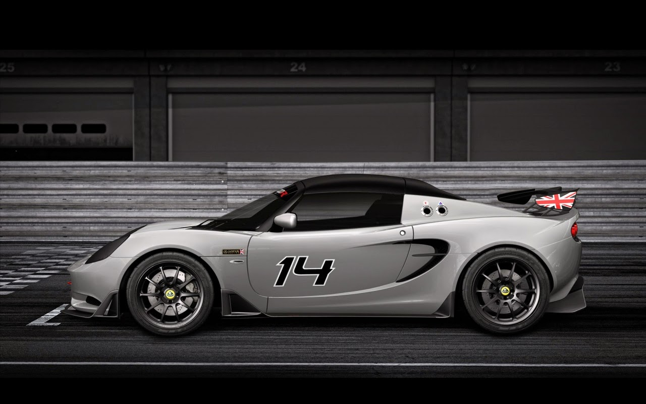 komisch: 2015 lotus elise s cup r wallpapers