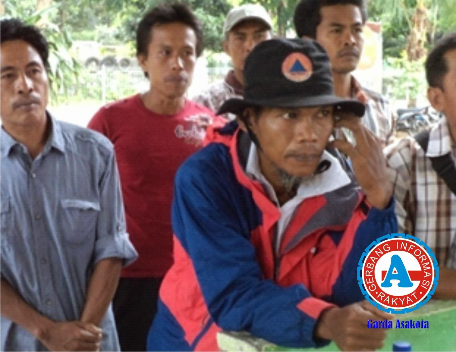 Forum Masyarakat Kawasan Tambora (FMKT) Audiensi Bersama Pihak PT. AWB