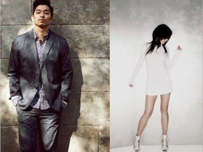 Gong Yoo e G.NA