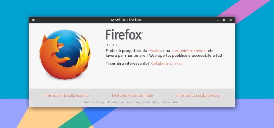 Mozilla Firefox 32.0.1