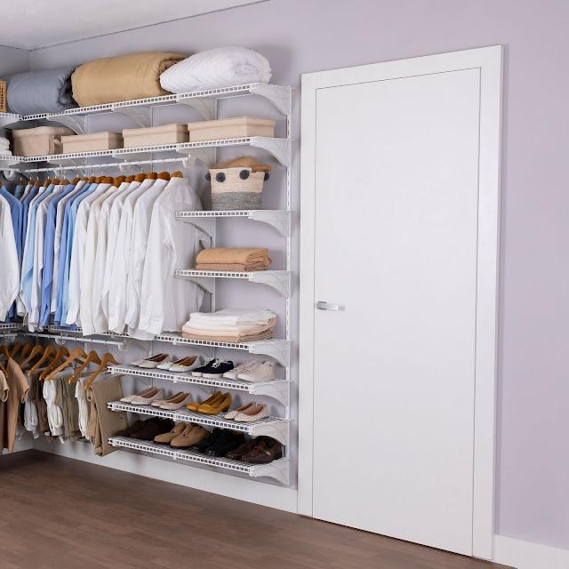 Armário aramado kit 27 - Closet ou quarto