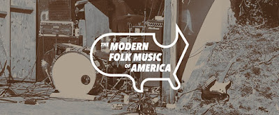 the modern folk music of america