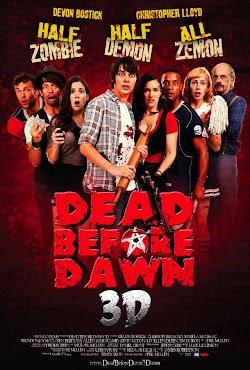 Cái Chết Được Báo Trước 3d - Dead Before Dawn 3d (2012) Poster