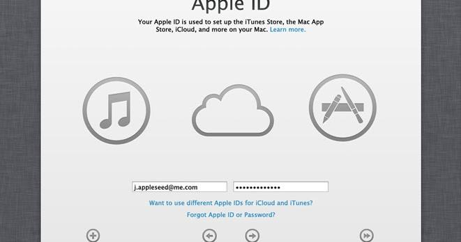 Cara menggunakan Email iCloud com sebagai Apple id - Saat