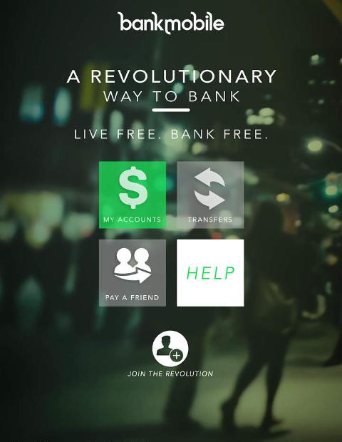 La révolution BankMobile