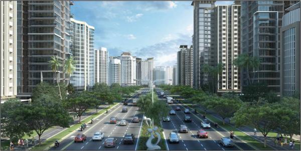 Alam sutera launching cluster terbaru suvarna sutera md312 for Terrace 9 suvarna sutera