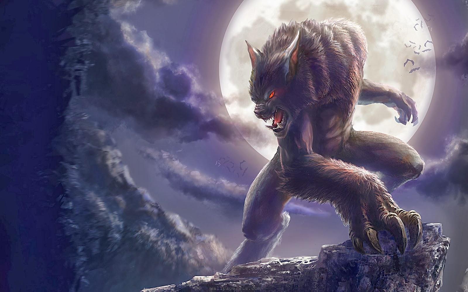 Werewolf hd