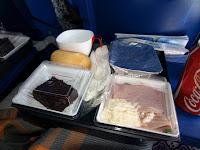 desayuno avion aeroflot viaje japon tokyo japan