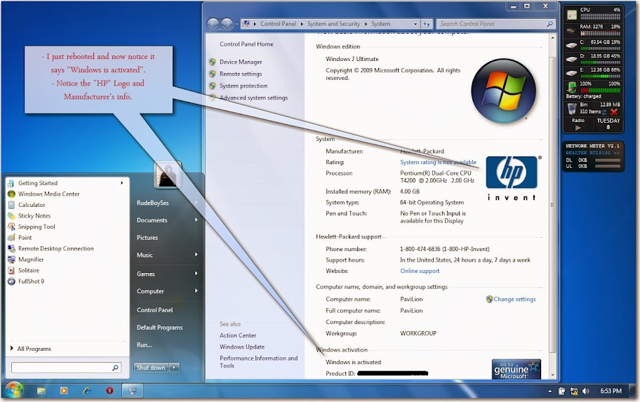get new windows 7 product key free