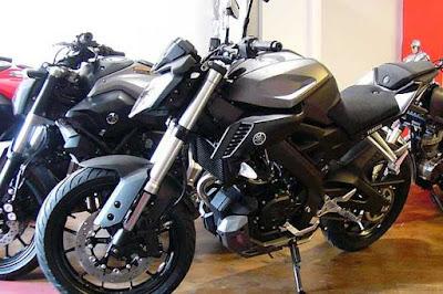 Gambar wujud Yamaha MT 25