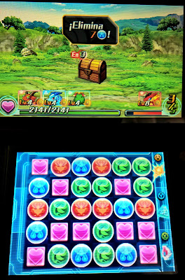 puzzle dragons z cofre