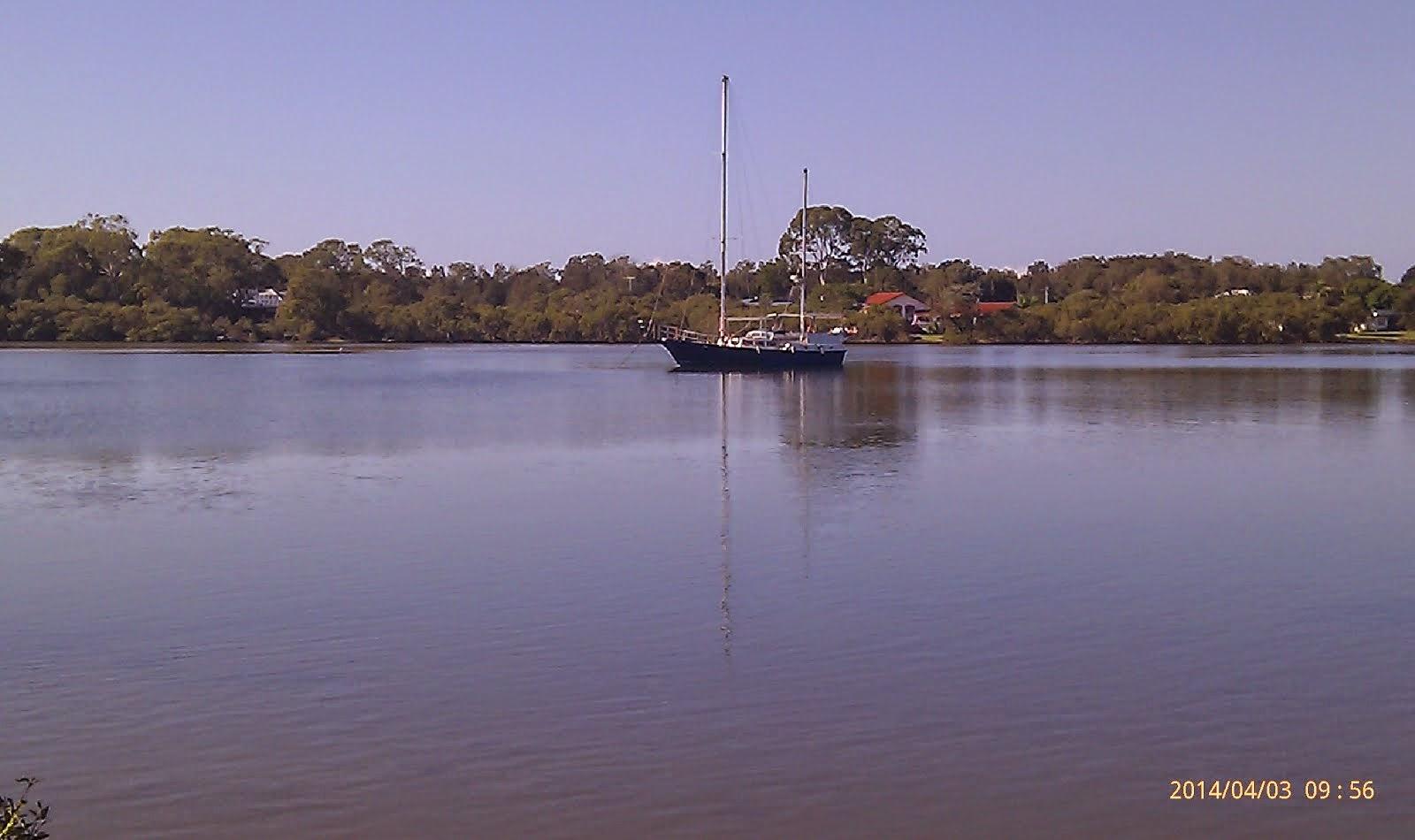 Camden River