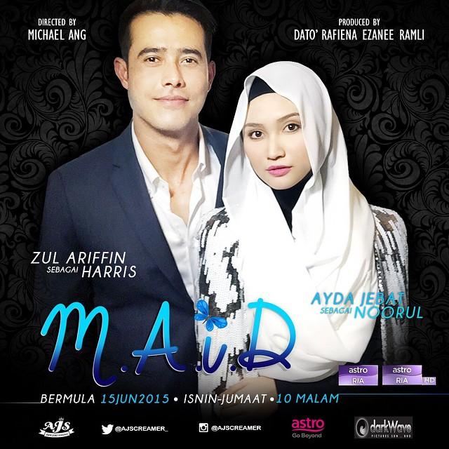 Novel Online M.A.I.D Bab 20 dan Bab 21