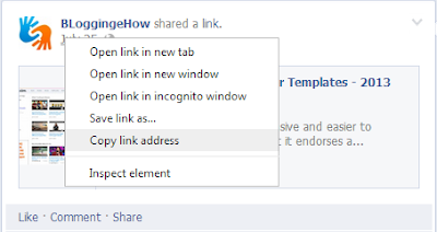 How to Embed Facebook Posts in Blogger