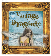 Vintage Dragonfly