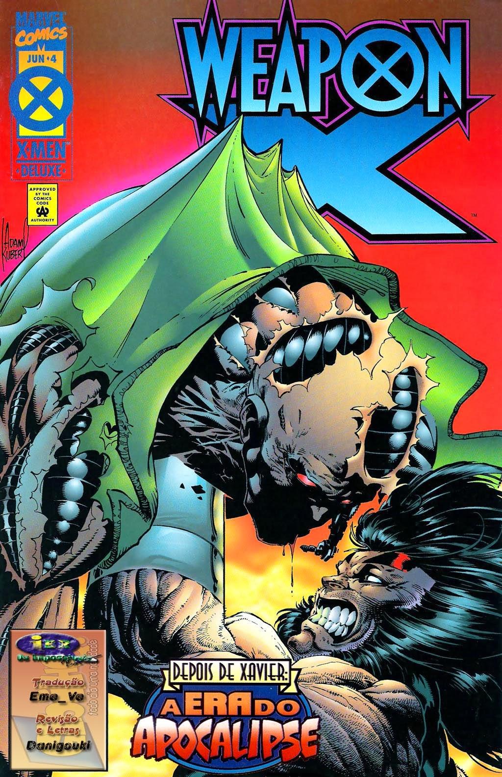 X-Men - A Era do Apocalipse #45