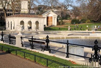 taman kensington garden