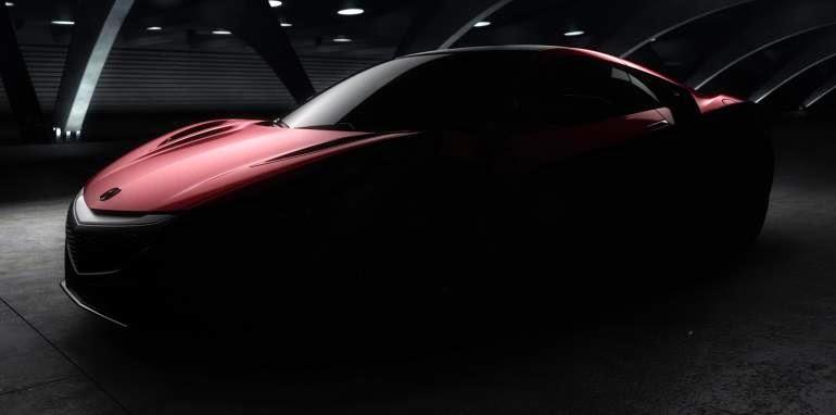 Tony Stark's car