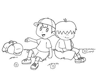 #2 Pokey Minch Coloring Page