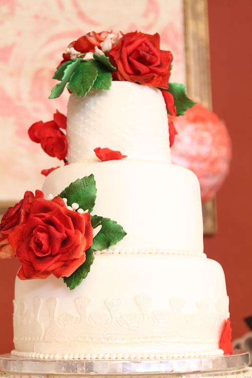 fotos de ramos de rosas rojas y blancas Mundo Imágenes