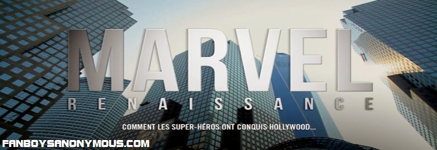 Marvel Renaissance how the superheroes conquered hollywood documentary