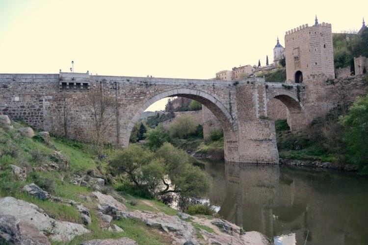 senda ecologica puente alcantara