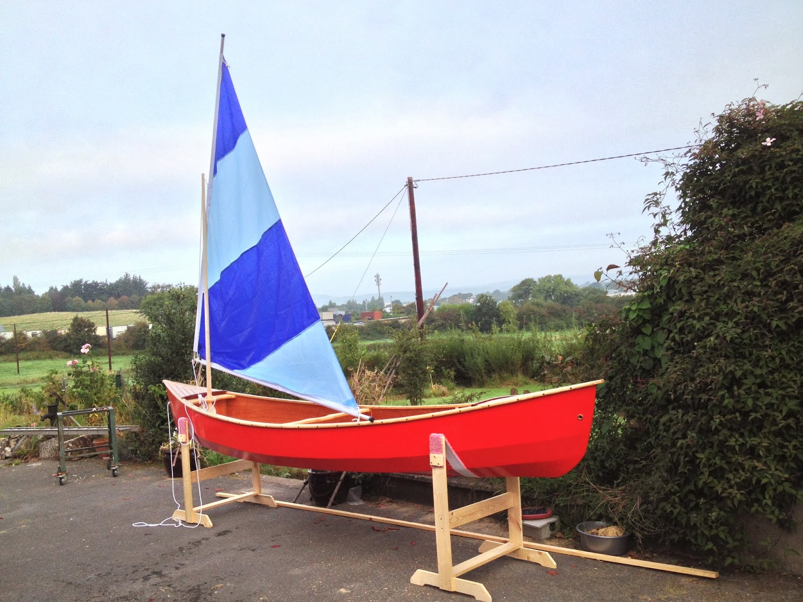 Anet: Wooden boat building limerick