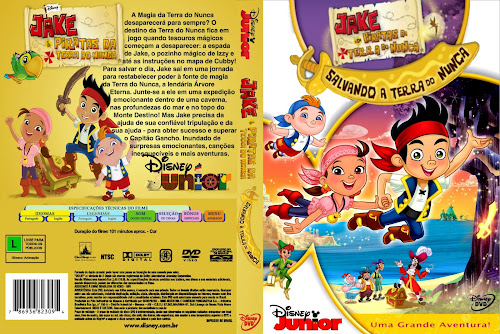 Jake e os Piratas da Terra do Nunca - Salvando a Terra do Nunca