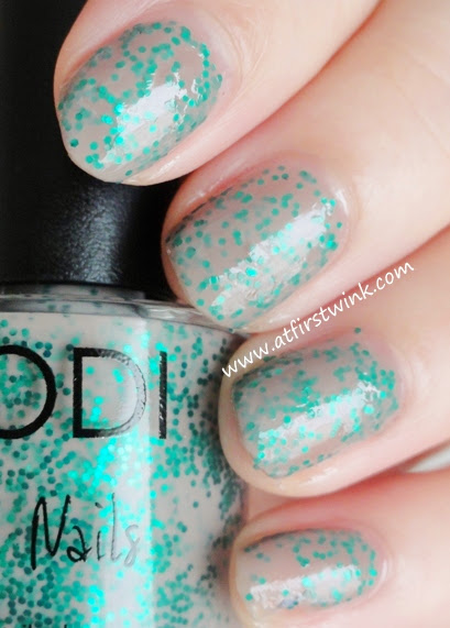 Modi nail polish 79 - Bustier