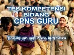 "Kepada Seluruh PGRI ""Berita Harum"" CPNS 2014 Guru Mendapat Kursi Paling Banyak"