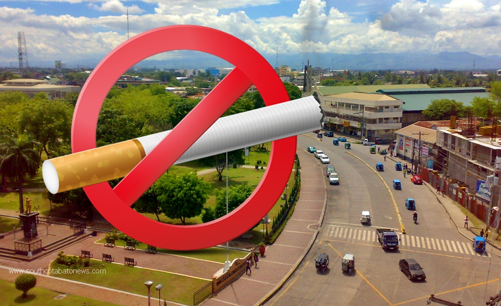 No Smoking in Gensan