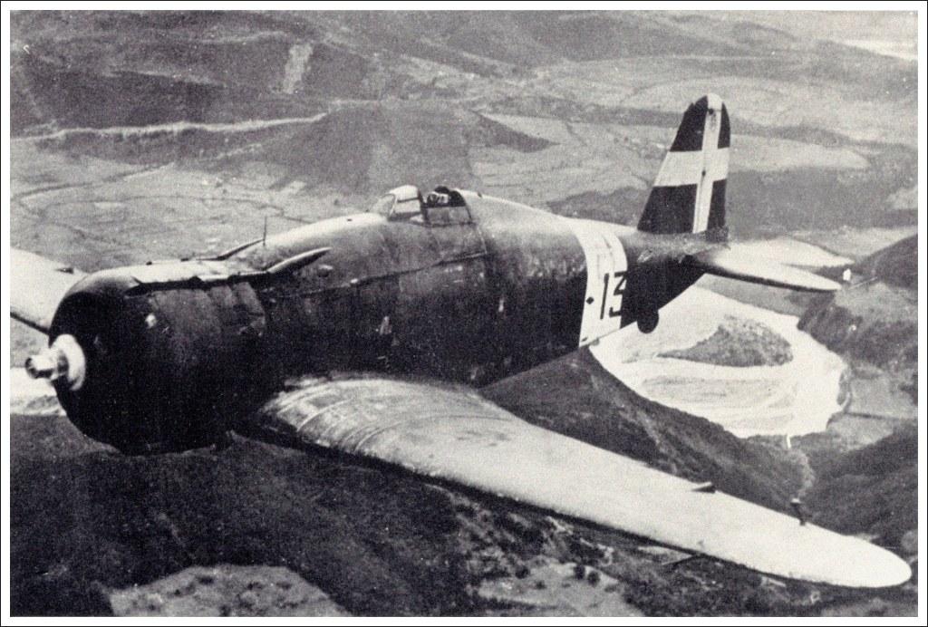 Cazas de la Segunda Guerra Mundial